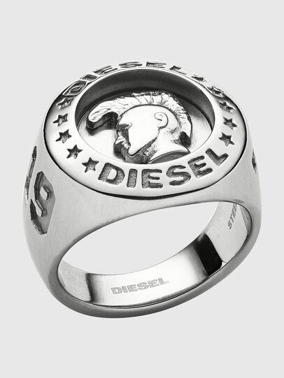 Diesel - DX1231, Silber - Ringe - Image 1