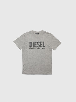 TJUSTLOGO, Grau - T-Shirts und Tops