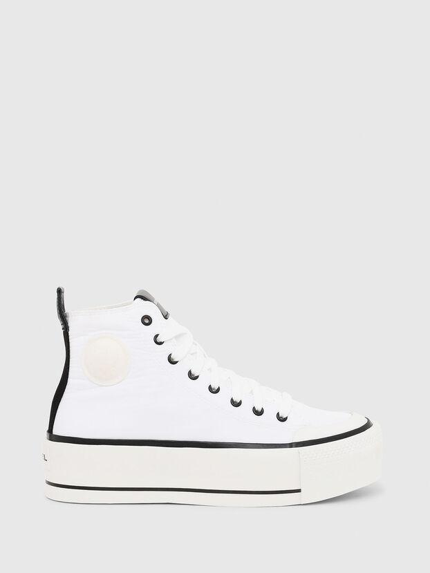 S-ASTICO MC WEDGE, Weiß - Sneakers