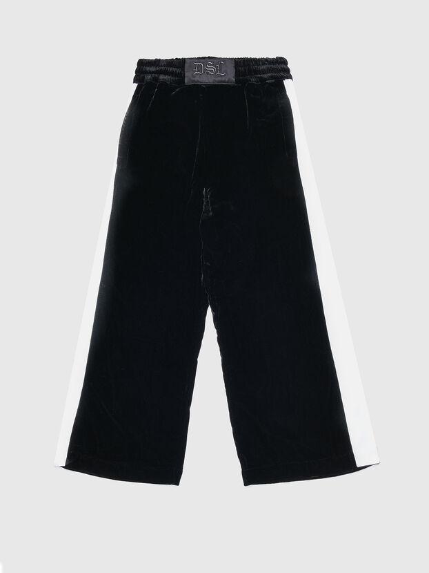PKARAL, Schwarz/Weiß - Hosen