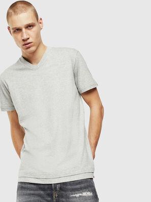T-CHERUBIK-NEW, Grau - T-Shirts