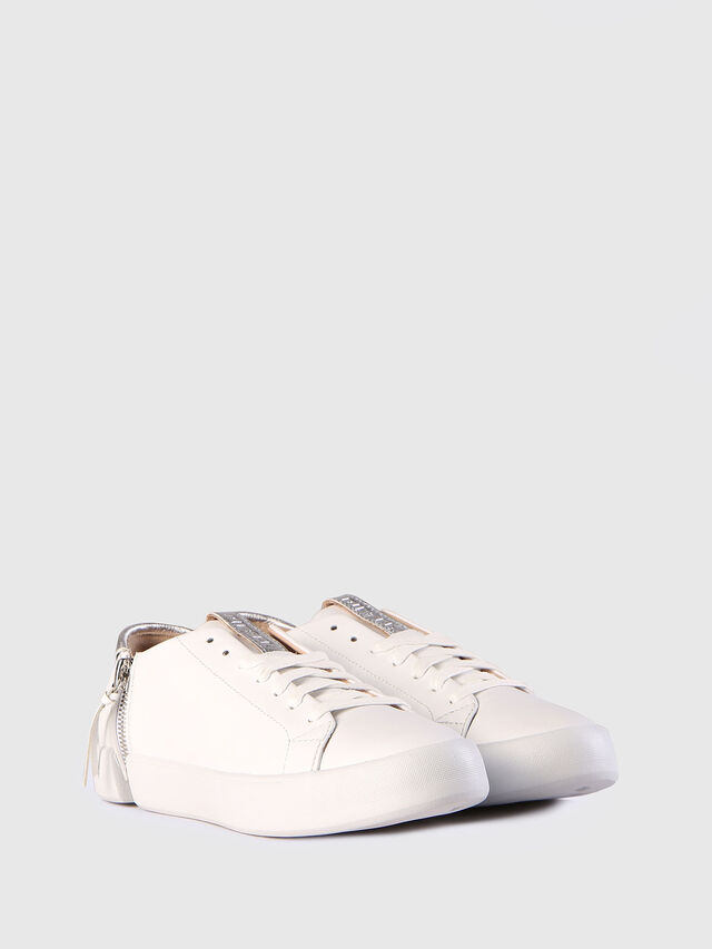 Diesel - S-NENTISH LC W, Weiß - Sneakers - Image 3