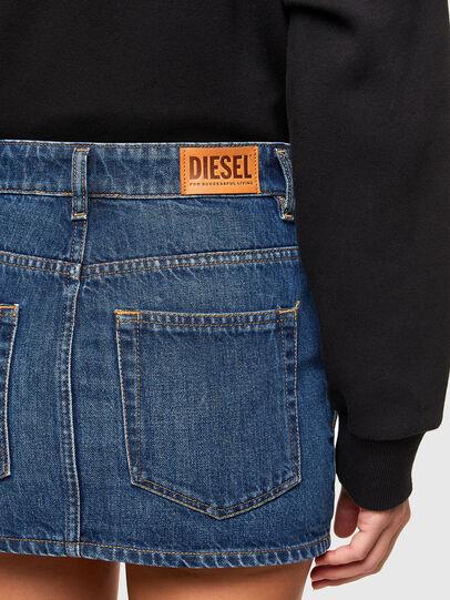Diesel - DE-EISY, Mittelblau - Röcke - Image 4
