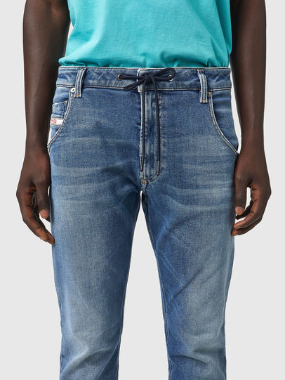 Diesel - Krooley JoggJeans® Z69VK, Mittelblau - Jeans - Image 3
