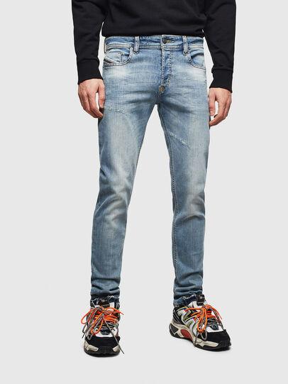 Diesel - Sleenker CN057, Hellblau - Jeans - Image 1
