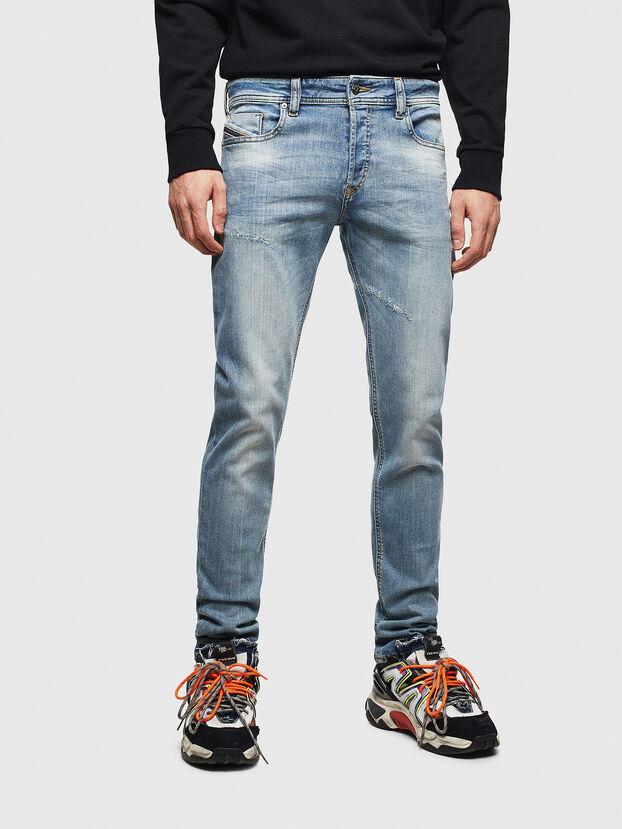 Sleenker CN057, Hellblau - Jeans