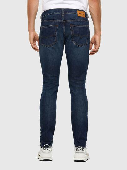 Diesel - D-Luster 009EL, Dunkelblau - Jeans - Image 2