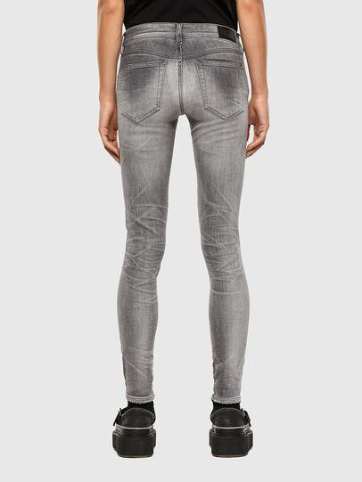 Diesel - Slandy Low 009FD, Hellgrau - Jeans - Image 2