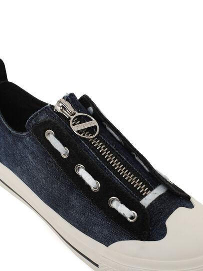 Diesel - S-ASTICO LZIP W, Blau - Sneakers - Image 4