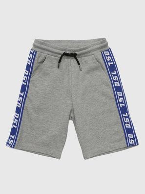 PHITOSHI, Grau/Blau - Kurze Hosen
