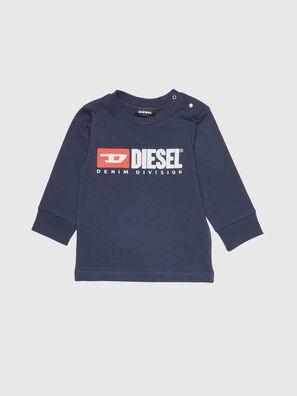 TJUSTDIVISIONB ML, Dunkelblau - T-Shirts und Tops