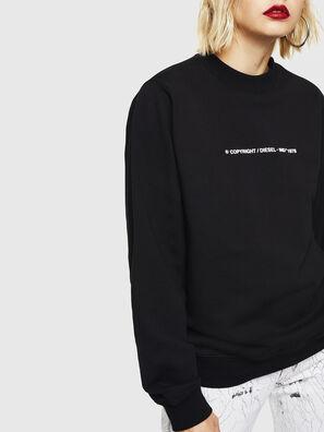 F-ANG-COPY, Schwarz - Sweatshirts