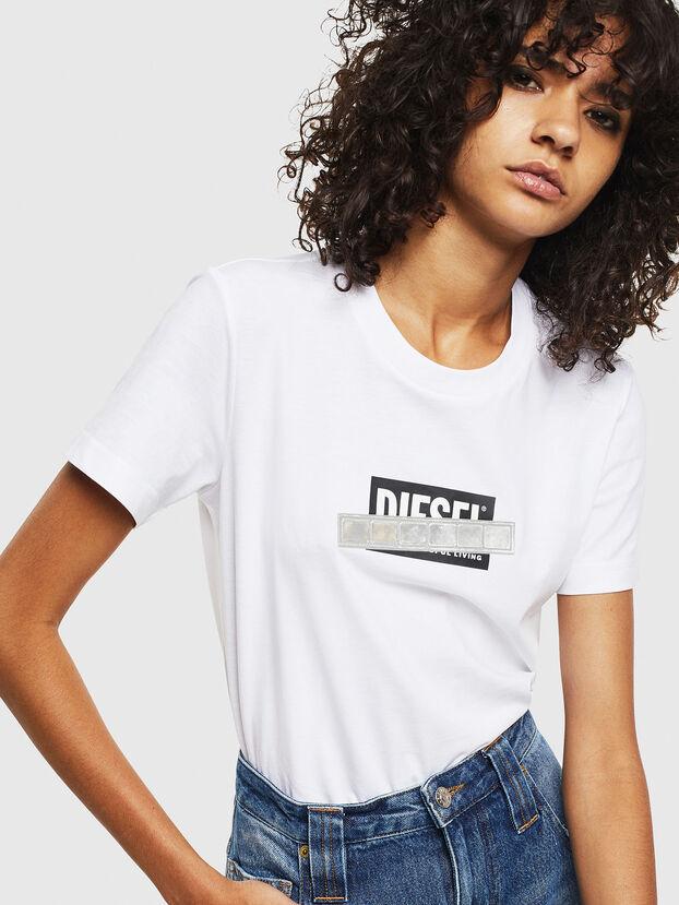 T-SILY-S2, Weiß - T-Shirts
