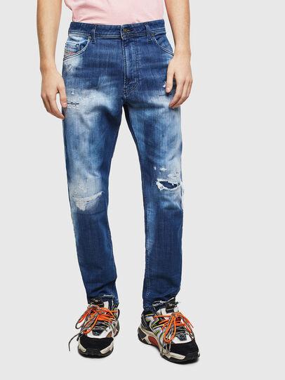 Diesel - Narrot JoggJeans 0099S, Dunkelblau - Jeans - Image 1