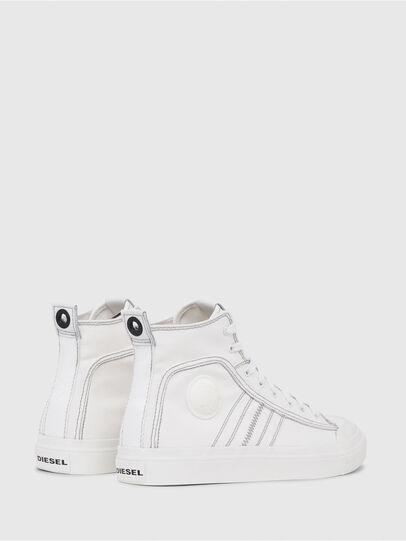 Diesel - S-ASTICO MID LACE, Weiß - Sneakers - Image 3