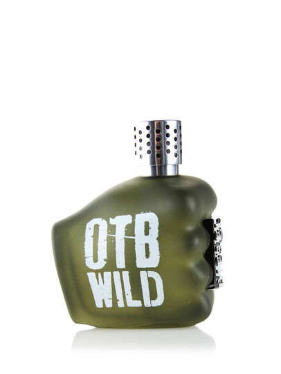 Diesel - ONLY THE BRAVE WILD 75ML, Grün - Only The Brave - Image 1