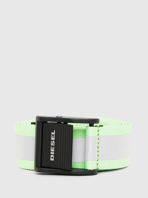B-FIRE, Neongrün - Gürtel