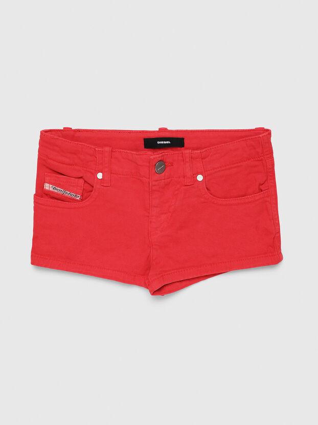 PRIRAZ-N, Rot - Kurze Hosen