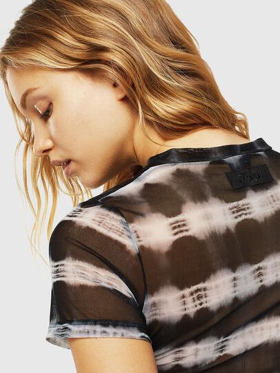 Diesel - UFTEE-ROUNDFEM-M,  - T-Shirts - Image 4