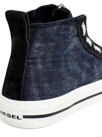 Diesel - S-ASTICO MZIP, Dunkelblau - Sneakers - Image 5