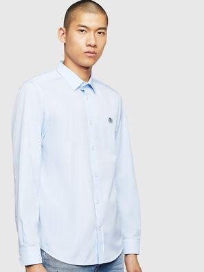 S-BILL, Hellblau - Hemden