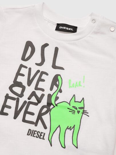 Diesel - TORTUB, Weiß - T-Shirts und Tops - Image 3