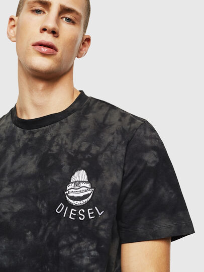 Diesel - BMOWT-JUST-B, Schwarz - Out of water - Image 4