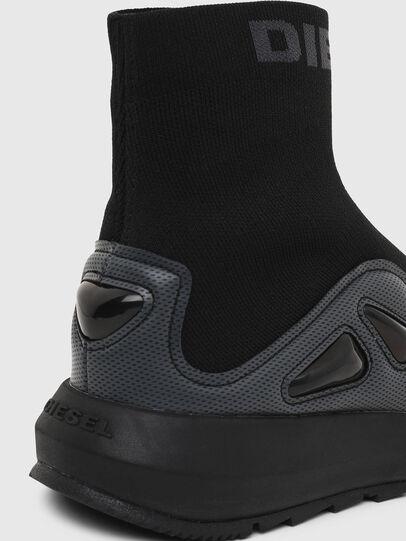 Diesel - H-PADOLA HSB W, Schwarz - Sneakers - Image 4