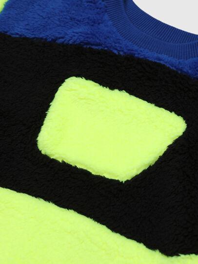 Diesel - SOLBY OVER, Neongelb - Sweatshirts - Image 3