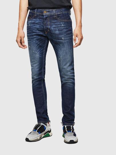 Diesel - Tepphar 087AT, Dunkelblau - Jeans - Image 1