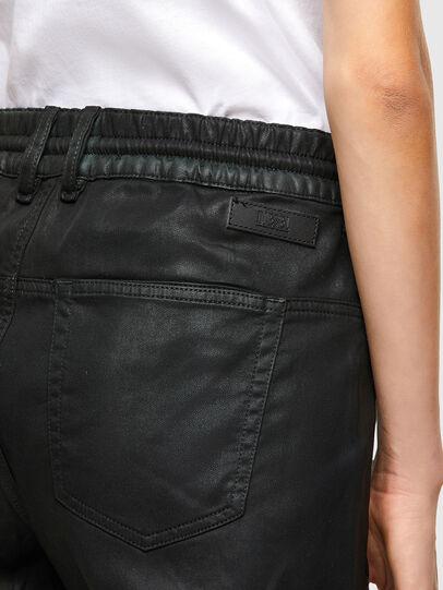 Diesel - KRAILEY JoggJeans® 069QP, Schwarz/Grün - Jeans - Image 4