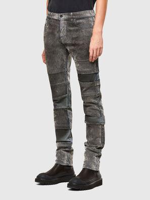 TYPE-2020, Dunkelgrau - Jeans