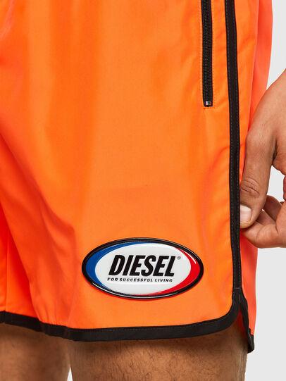 Diesel - BMBX-REEF-40, Orange - Badeshorts - Image 3