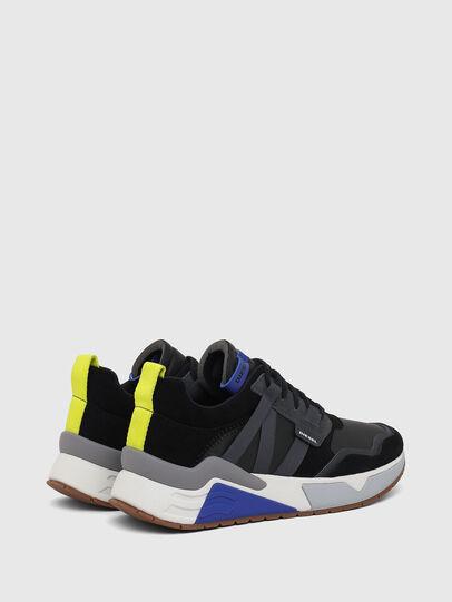 Diesel - S-BRENTHA WL, Schwarz - Sneakers - Image 3