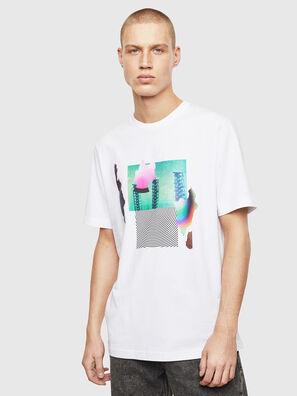 T-JUST-T25, Weiß - T-Shirts