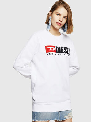 F-GIR-DIVISION-FL, Weiß - Sweatshirts