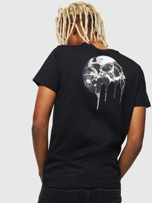 T-DIEGO-J10, Schwarz - T-Shirts