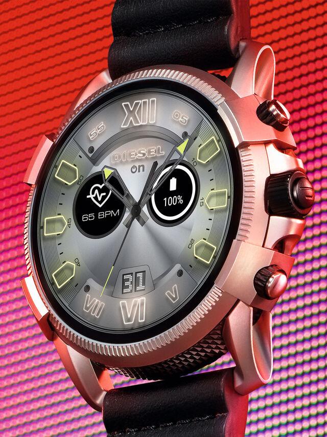 Diesel - DT2008, Schwarz - Smartwatches - Image 2