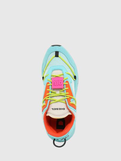 Diesel - S-SERENDIPITY LACE, Azurblau - Sneakers - Image 8