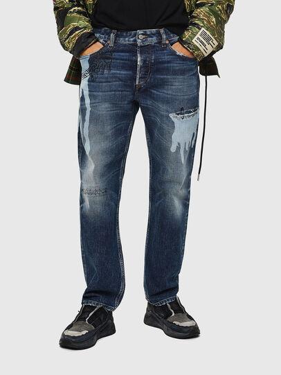 Diesel - D-Kodeck 0091P, Mittelblau - Jeans - Image 1