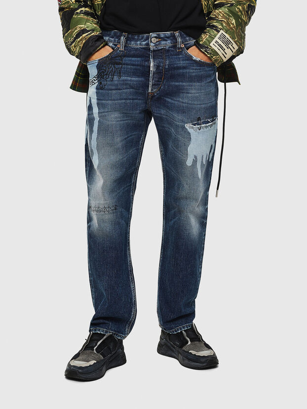 D-Kodeck 0091P, Mittelblau - Jeans