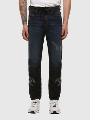 D-Vider JoggJeans 009HE, Dunkelblau - Jeans