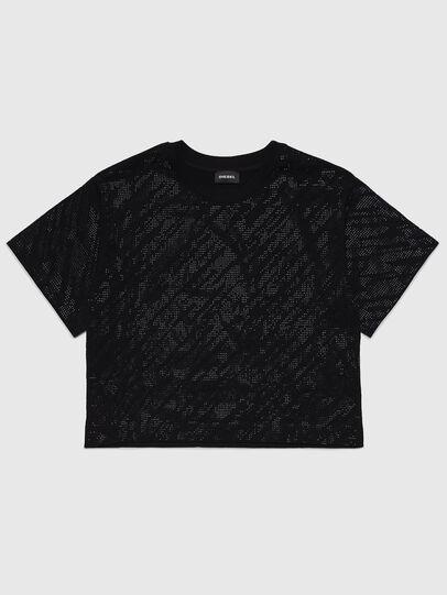 Diesel - TLINDY, Schwarz - T-Shirts und Tops - Image 1