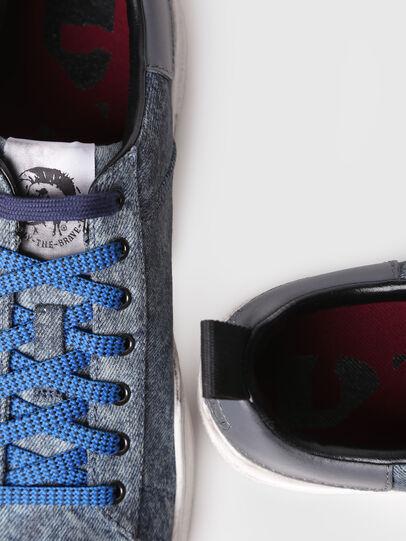 Diesel - S-CLEVER LOW, Grau - Sneakers - Image 4