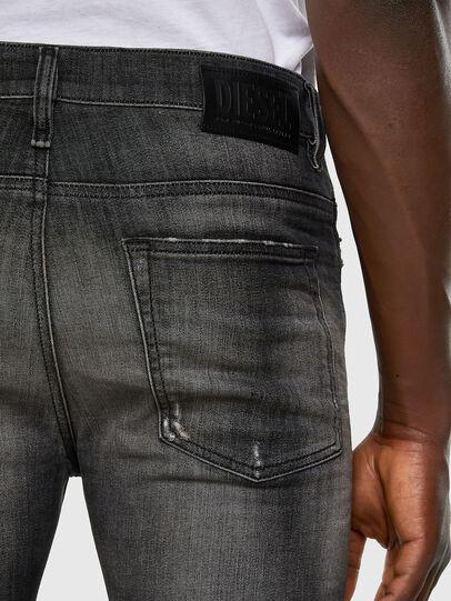 Diesel - D-Reeft JoggJeans 009FX, Schwarz/Dunkelgrau - Jeans - Image 3