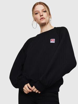 F-HENNY-E, Schwarz - Sweatshirts