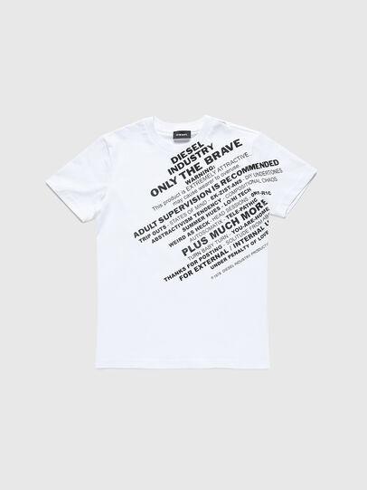 Diesel - TDIEGOS3, Weiß - T-Shirts und Tops - Image 1