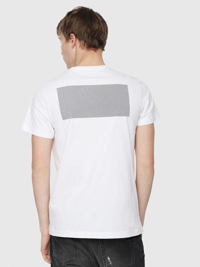 Diesel - T-DIEGO-Y1, Weiß - T-Shirts - Image 2
