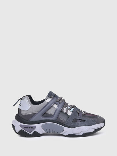Diesel - S-KIPPER LOW TREK II, Grau - Sneakers - Image 1