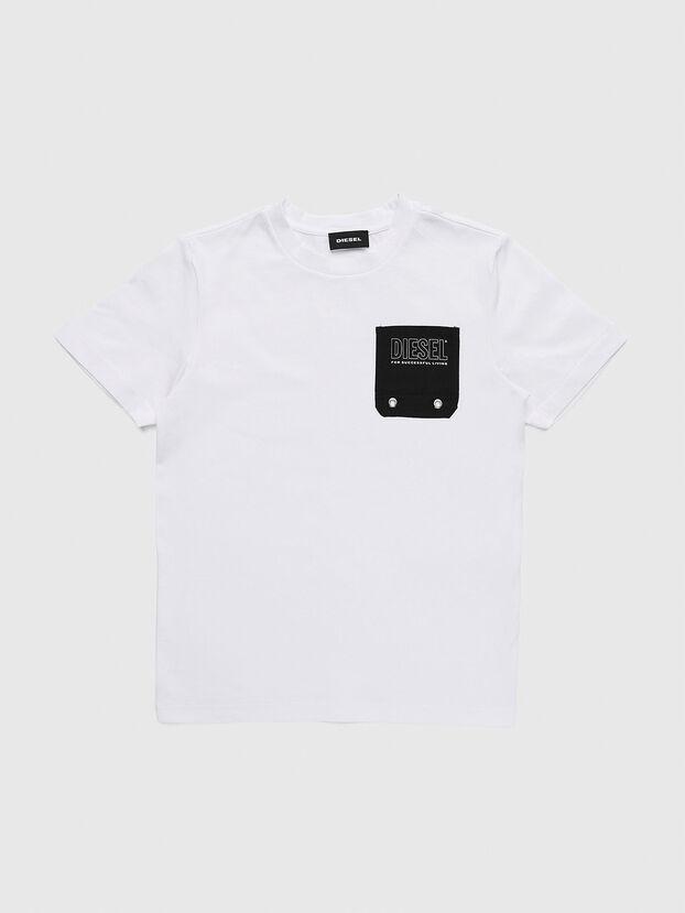 TBMOW, Weiß/Schwarz - T-Shirts und Tops